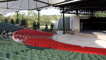 Prep, Painting Needed at FL Amphitheater