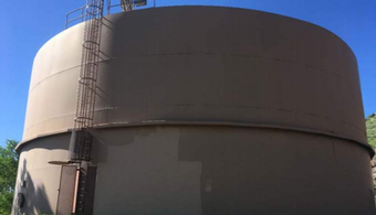 Contractor Sought for CO Tank Rehabs