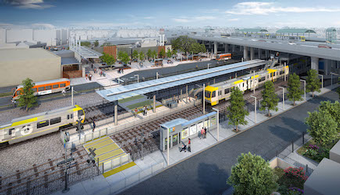 $109M Renovation of CA Transit Station Begins