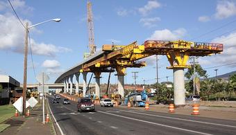 Cost Overruns Plague $9B HI Light Rail