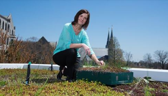 Villanova Focuses on Green Infrastructure in Research