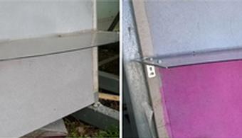 Foundation Prepped for Smog-Eating Concrete