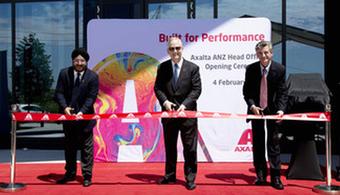 Axalta Opens Australia, New Zealand Facility