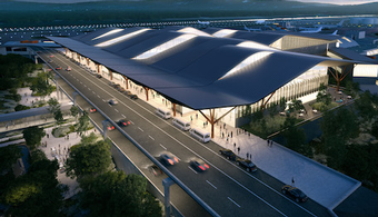 Designs Released for $1.1B PA Airport Project