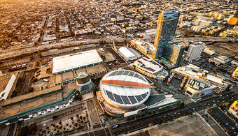 Top Contractors Chosen for Clippers Arena