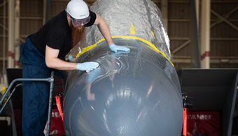 CFTs Provide Corrosive-Free Aircraft