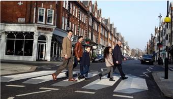 fc5f22fc3cf2a London Gets 3D  Zebra Crossing