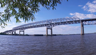 Betsy Ross Bridge Painting Work Out for Bid