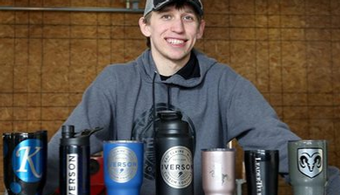 High Schooler Develops Powder Coatings Venture