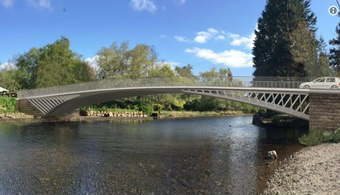 Architects Win Approval to Replace English Bridge