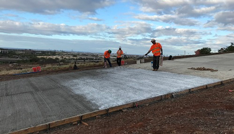 Hawaii DOT Testing Sustainable Concrete
