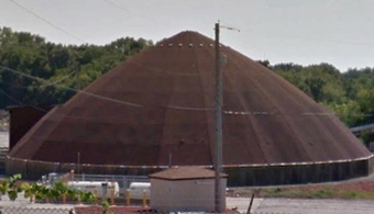 Contractors Needed for MO Salt Dome Roof Restoration