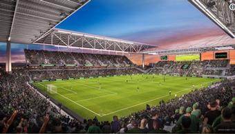 TX Soccer Stadium Renderings Revealed