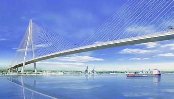 Work on Gordie Howe Bridge Blocked