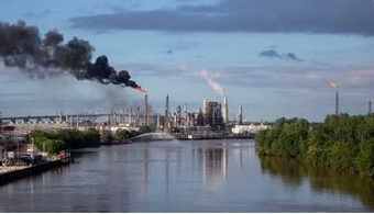 Explosions, Fire Erupt at Philly Refinery