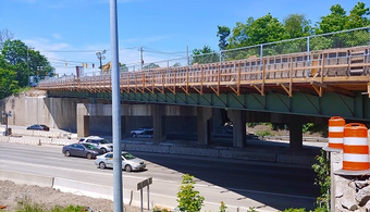 ABC Construction Replaces CT Bridge in 2 Weekends