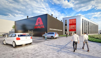 Axalta to Build Netherlands Refinish Facility