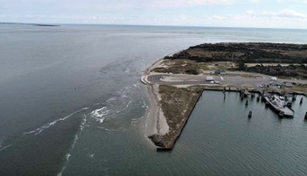 check out c5d0d 4bc1c NCDOT Proposes Protecting Island with Steel Wall