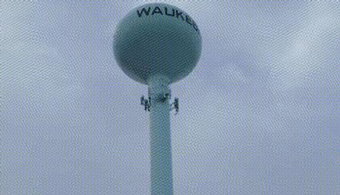 WI Water Tower Painting Contract Awarded