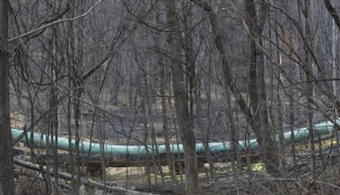 Mountain Valley Ceases Pipeline Work