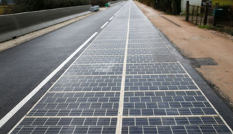 Report: Solar Road Test Performs Poorly