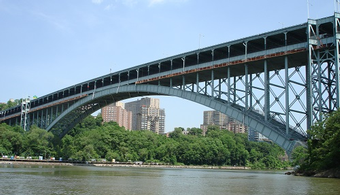 Henry Hudson Bridge Overcoating Out for Bid