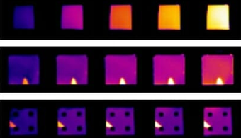 Ultrathin Coating Hides Heat from Infrared Cameras