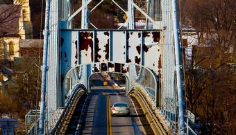 Bids Needed for NY Suspension Bridge Rehab