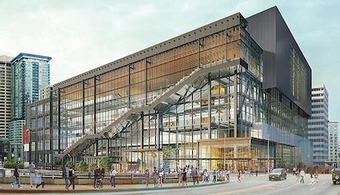 $1.8B WA Convention Center Work Underway