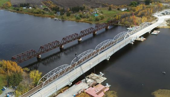 MnDOT Completes International Bridge Replacement