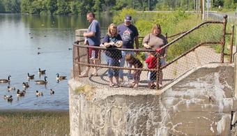 PA Seeks Bids for Spillway Bridge Project