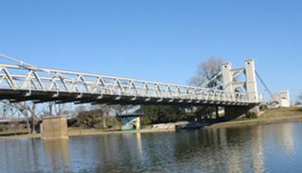 TX Suspension Bridge Project Awarded