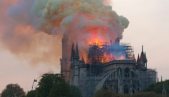 Notre Dame Work Resumes Post Pandemic Pause