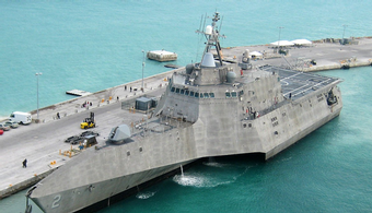 Navy Explores Digital Ship Maintenance