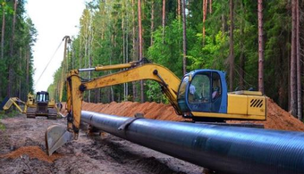 First Section of Keystone XL Reaches Completion