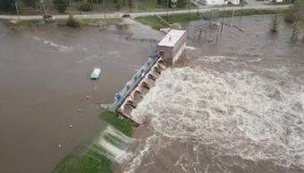 MI Dam Failure Threatens Dow Contamination