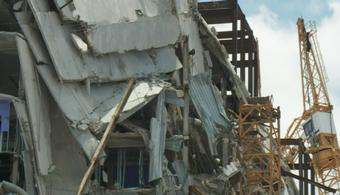 Demolition Begins at NOLA Hard Rock Site