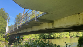 WA Bridge Contract Awarded