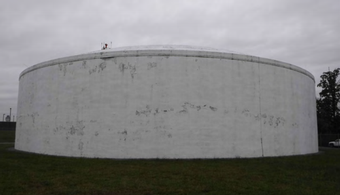 DC Concrete Tank Rehab Out for Bid