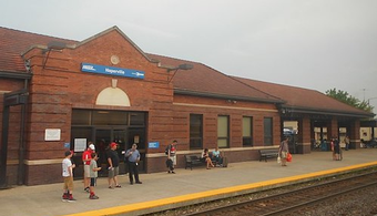 Bids Wanted for IL Train Station Reno