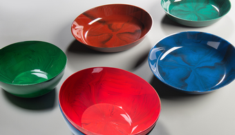 New Product Announcement: Marbled Injection Molding