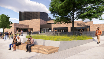WI Library Seeks Bids for Remodel