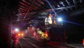 Electric-Resistant Paint Saves UK Rail Bridge
