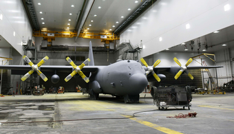 Corrosion Control Mission Increases Aircraft Life