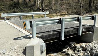 IACMI, Partners Showcase Sustainable Bridge Solution