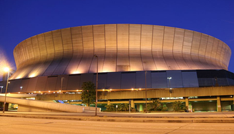 COVID-19 Slows $450M NOLA Superdome Project