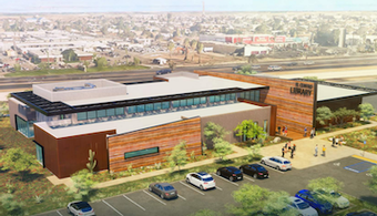 CA Seeking Bids for Library Construction, Painting