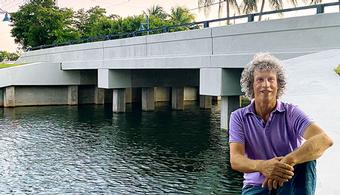Engineer Assists FL Bridge with GFRP, Sensors