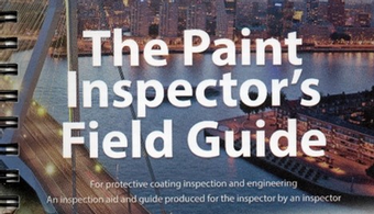 Book Review: Coating Inspector Field Guide